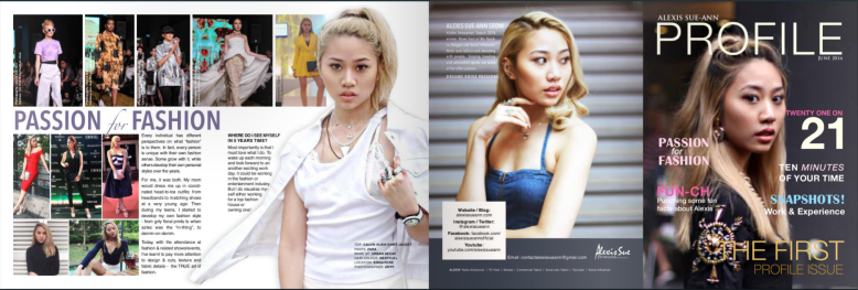 Alexis Mag Profile